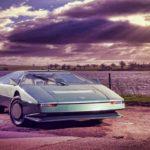 Aston Martin Bulldog : Blade Runner avant l'heure