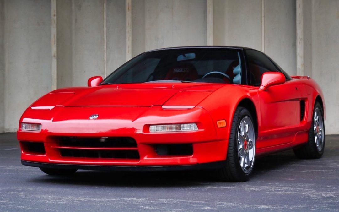 '91 Acura NSX – Des turbos ? Allez, mettez en deux !