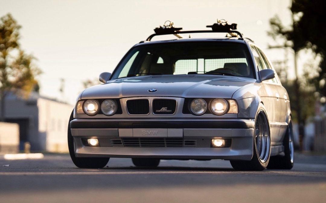 BMW 530i Touring E34… Mais ça c'était avant !