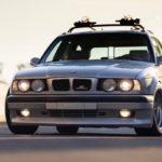 BMW 530i Touring E34... Mais ça c'était avant !