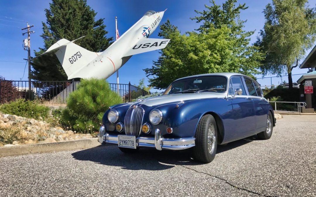 '61 Jaguar Mk II – Roots and outlaw en V8 !