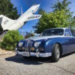 '61 Jaguar Mk II - Roots and outlaw en V8 !