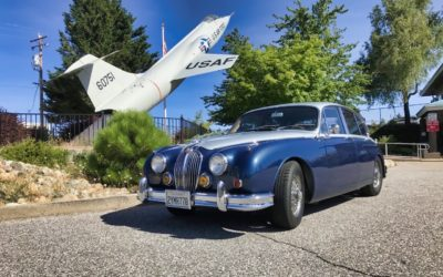 '61 Jaguar Mk II – Roots and outlaw en V8 !