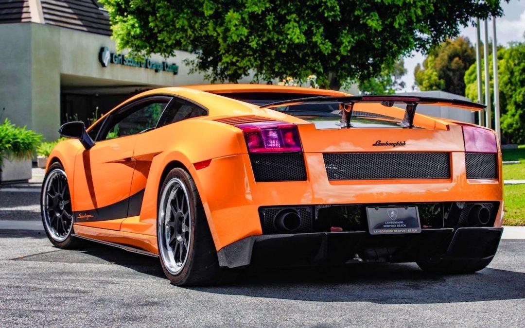 Lamborghini Gallardo Superleggera… twin turbo. Welcome to 1000+ !