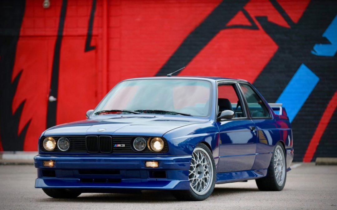 BMW M3 : Tant que ça reste dans la famille.