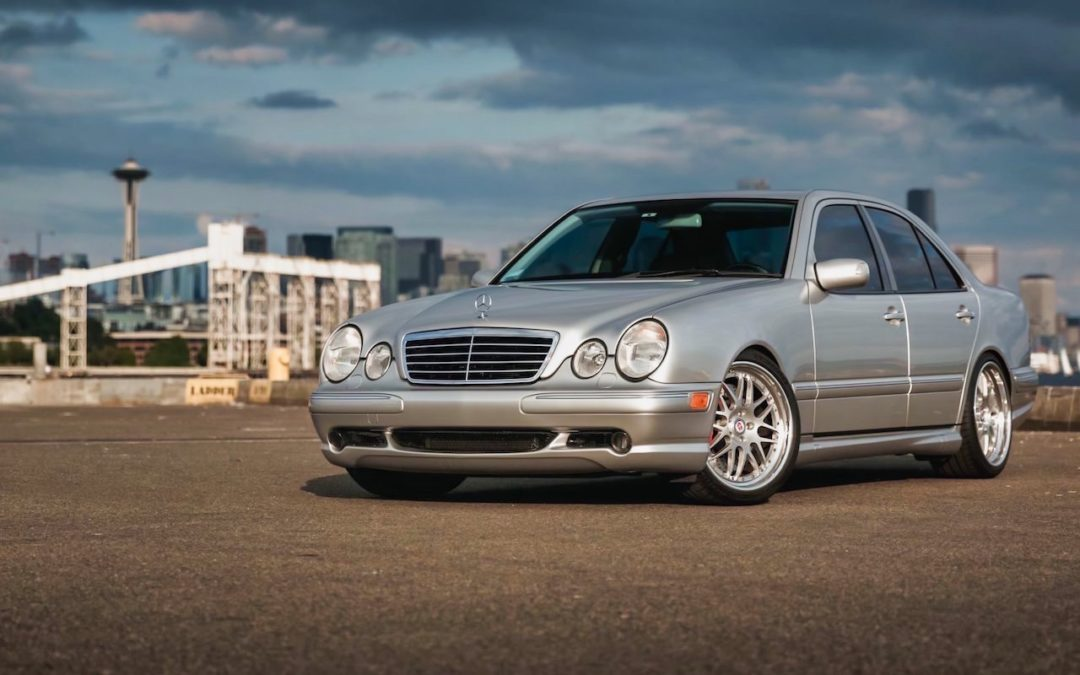 Mercos E55 AMG W210 Supercharged – Chasseuse de M5
