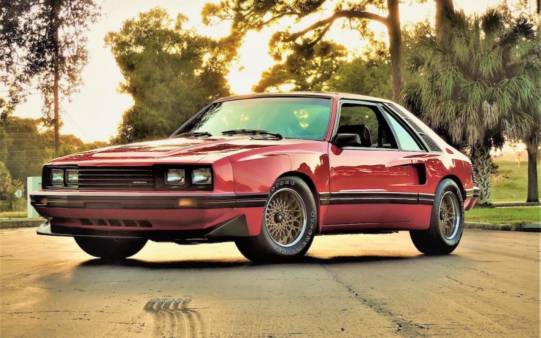 '80 Mercury Cosworth Capri… Just one !