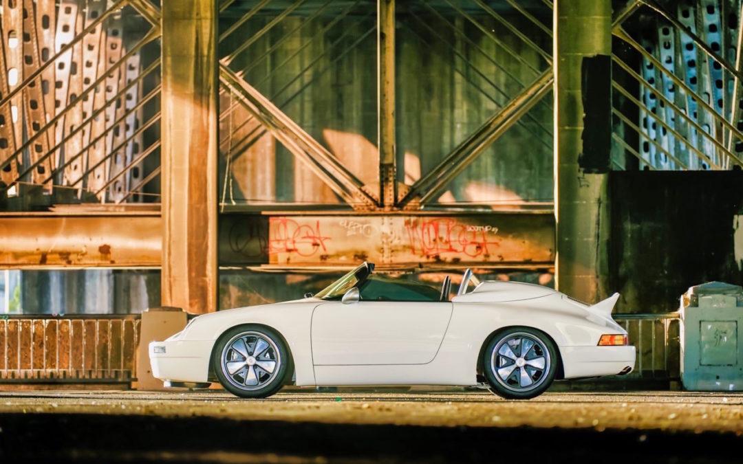 Hier, Porsche 911 SC Targa et aujourd'hui, Speedster 3.6 l !