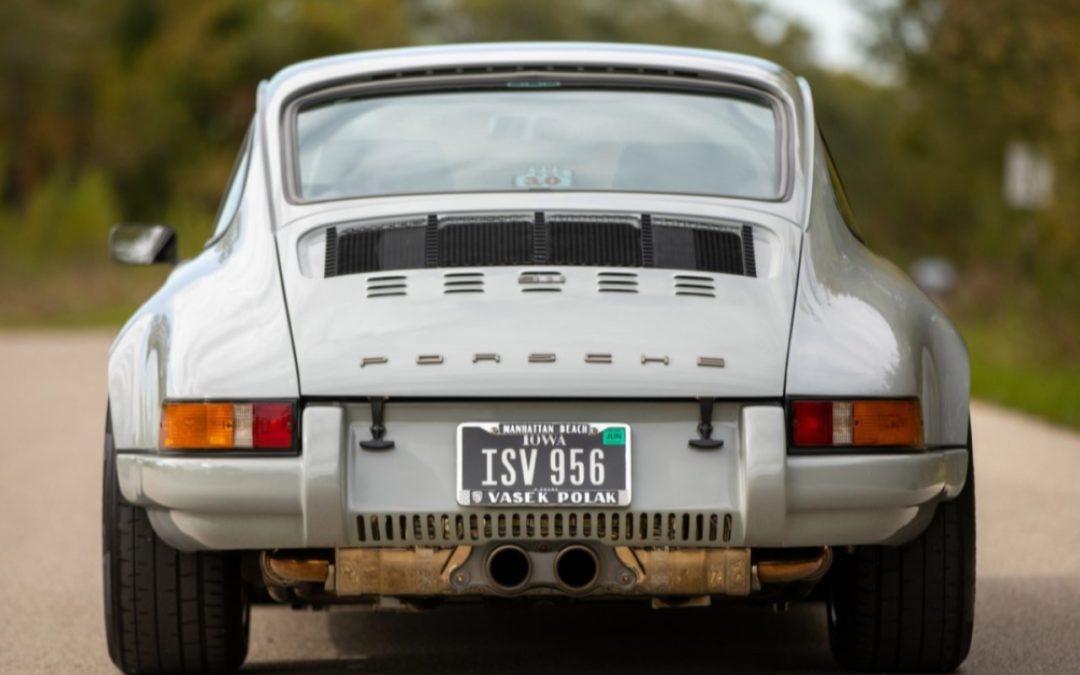 Porsche 911 «Backdated»… Des hanches de MILF