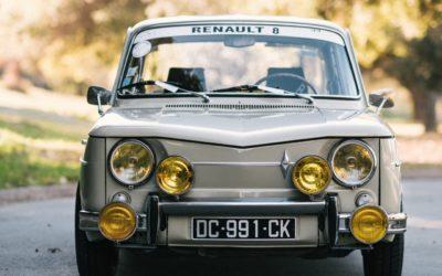 Renault R8 : Attachiante !