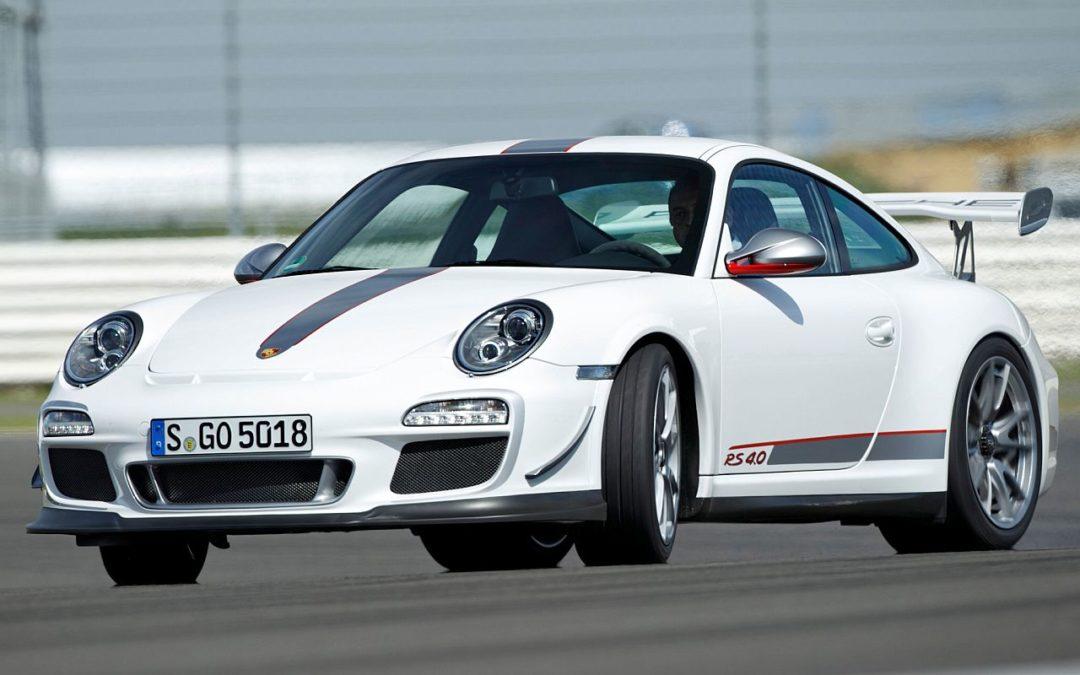 Porsche 911 997 GT3 RS 4.0 – La dernière fusée du bouquet