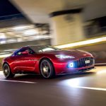 Aston Martin Vanquish By Zagato - Lady Signorina