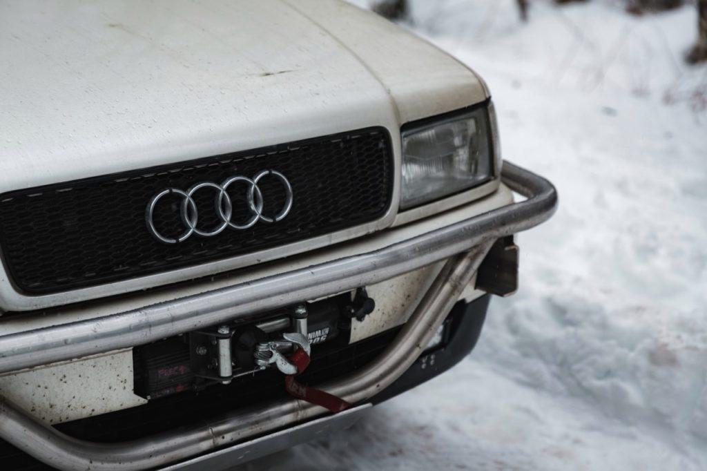 """Audi Coupé Off Road - """"J'aime me battre !"""" 4"""