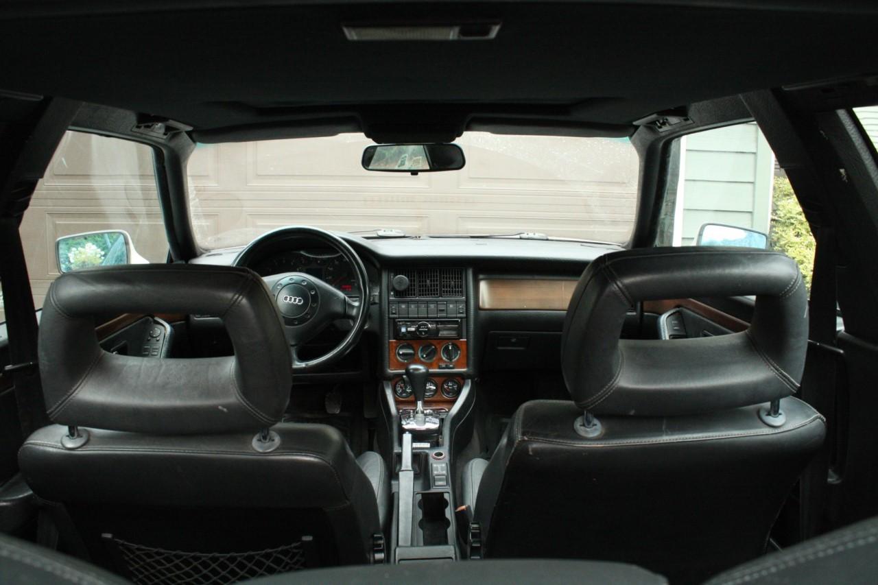 """Audi Coupé Off Road - """"J'aime me battre !"""" 7"""