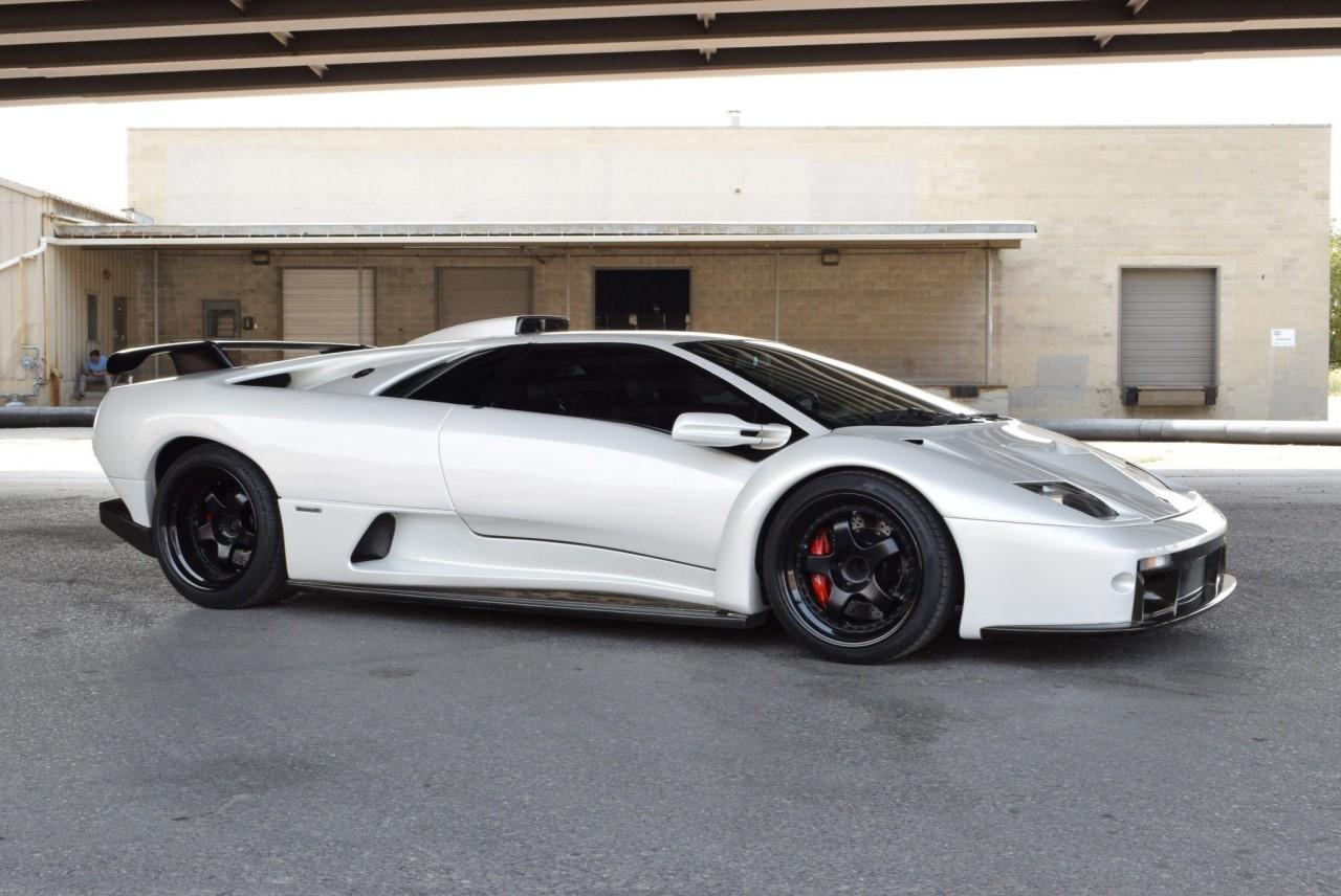 """Lamborghini Diablo """"GT"""" - Ouh qu'elle est vilaine ! 1"""