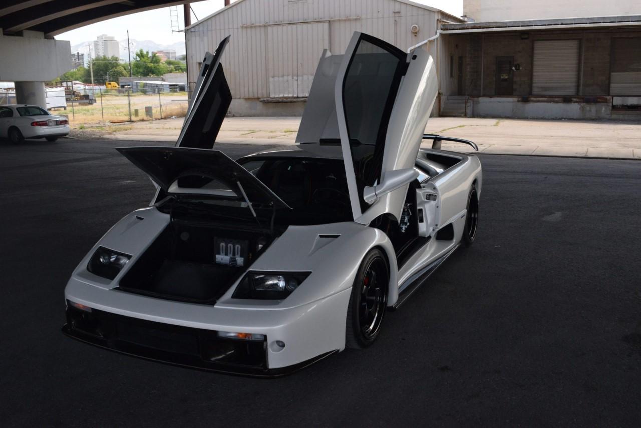 """Lamborghini Diablo """"GT"""" - Ouh qu'elle est vilaine ! 3"""
