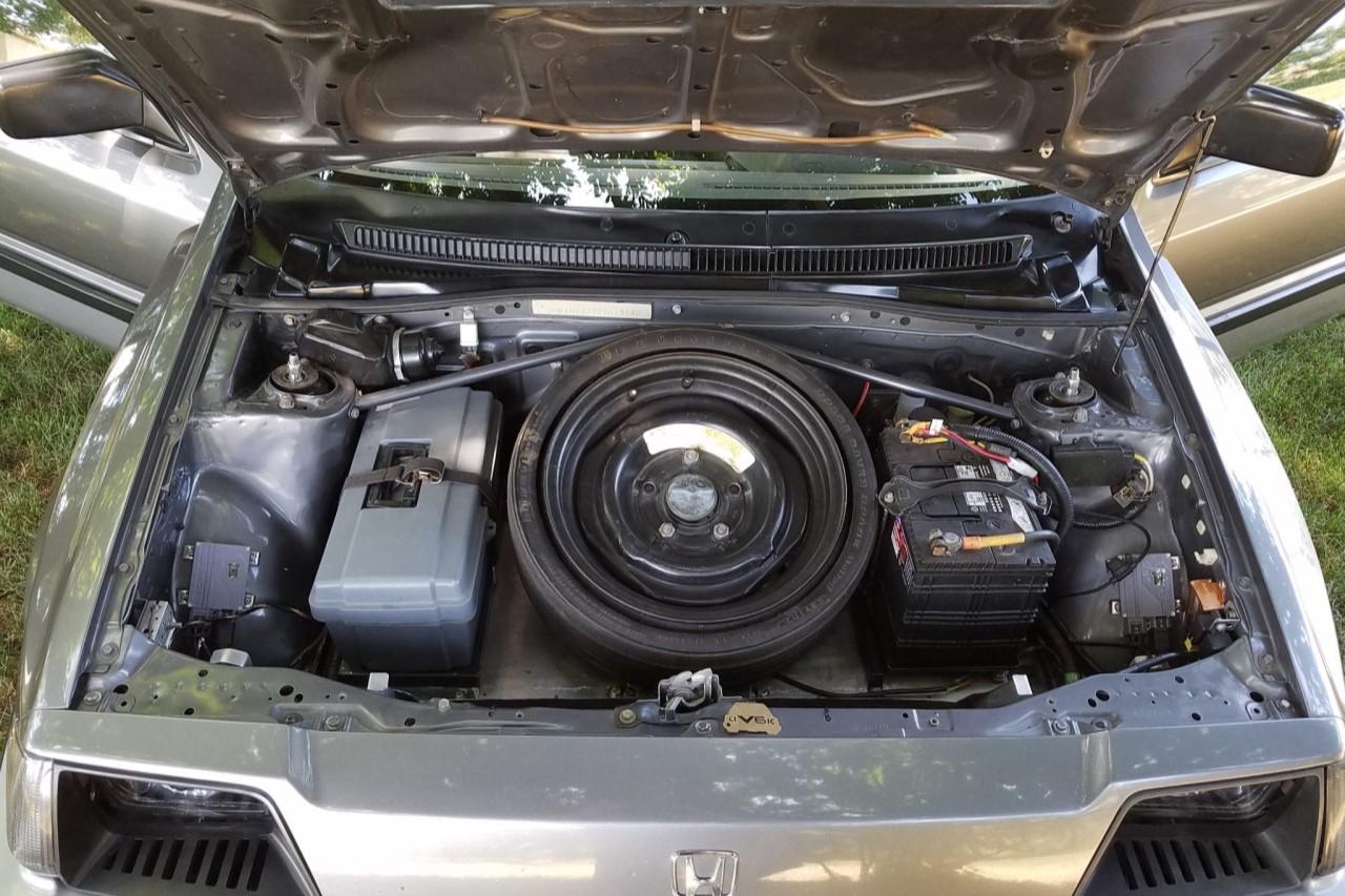 Honda Civic V6 - C'est comme ça qu'on tond sa pelouse ? 4