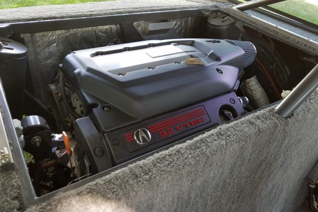 Honda Civic V6 - C'est comme ça qu'on tond sa pelouse ? 5