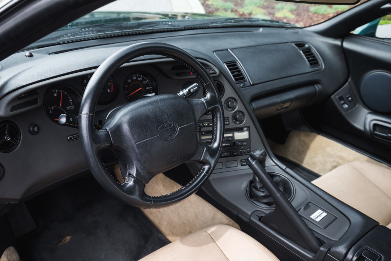 Toyota Supra Mk4 - 2JZ Mon amour ! 5