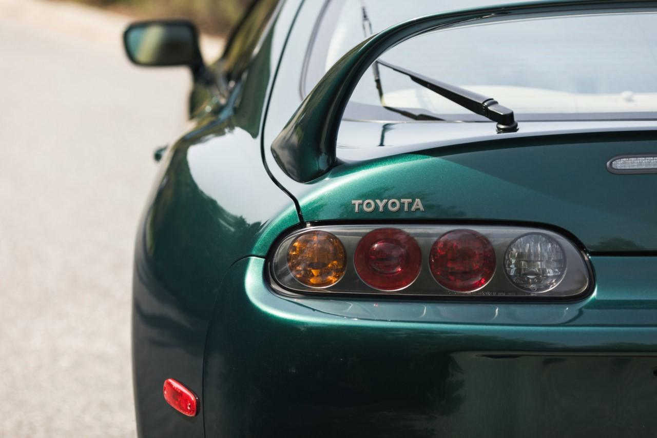 Toyota Supra Mk4 - 2JZ Mon amour ! 7