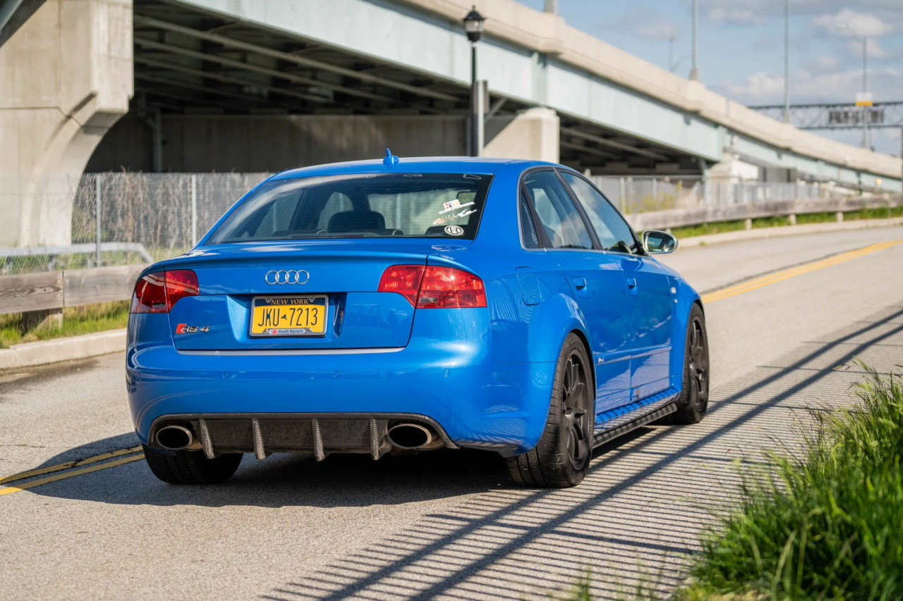 '07 Audi RS4 V8 B7 : What else ? 9