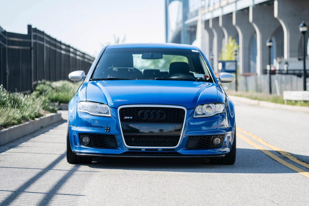 '07 Audi RS4 V8 B7 : What else ? 11