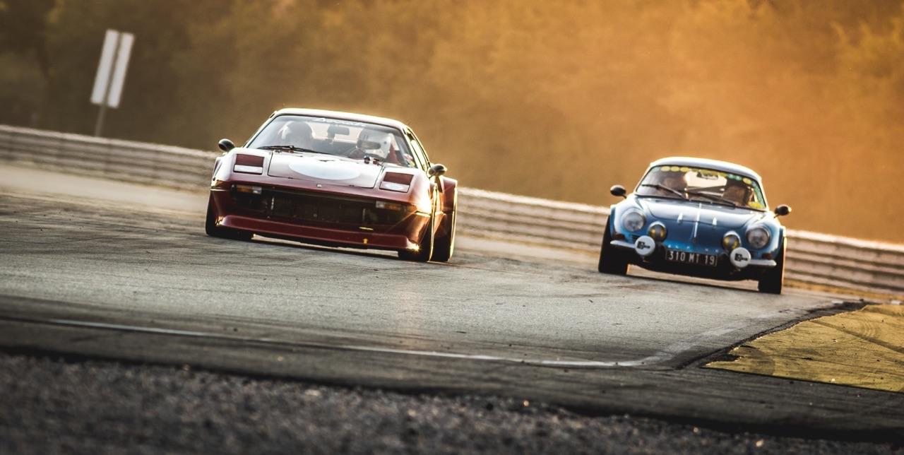 500 Ferrari contre le cancer - Un show dément au Val de Vienne immortalisé par REC Slide 2