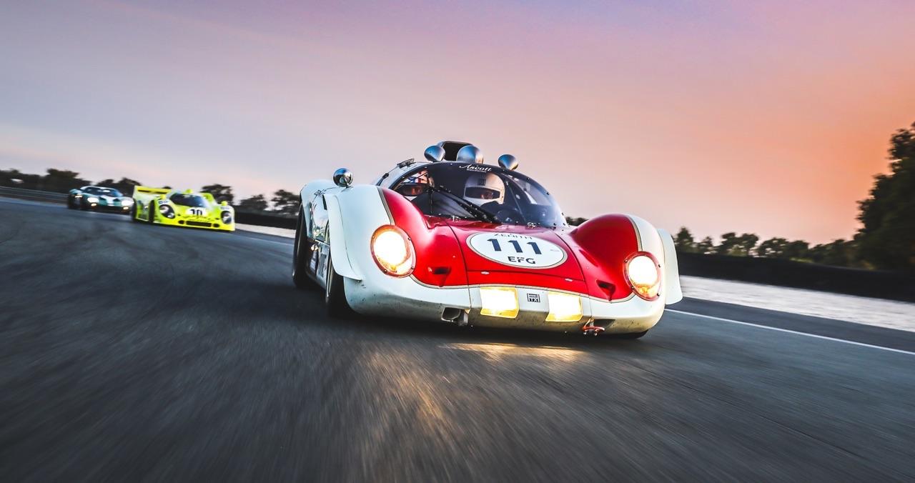 500 Ferrari contre le cancer - Un show dément au Val de Vienne immortalisé par REC Slide 3