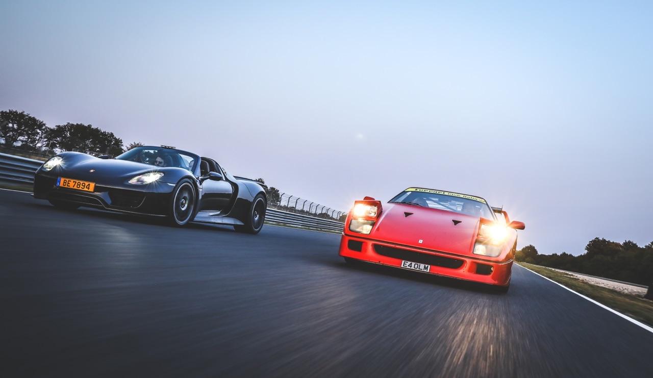 500 Ferrari contre le cancer - Un show dément au Val de Vienne immortalisé par REC Slide 25