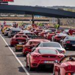 500 Ferrari contre le cancer - Un show dément au Val de Vienne immortalisé par REC Slide 11