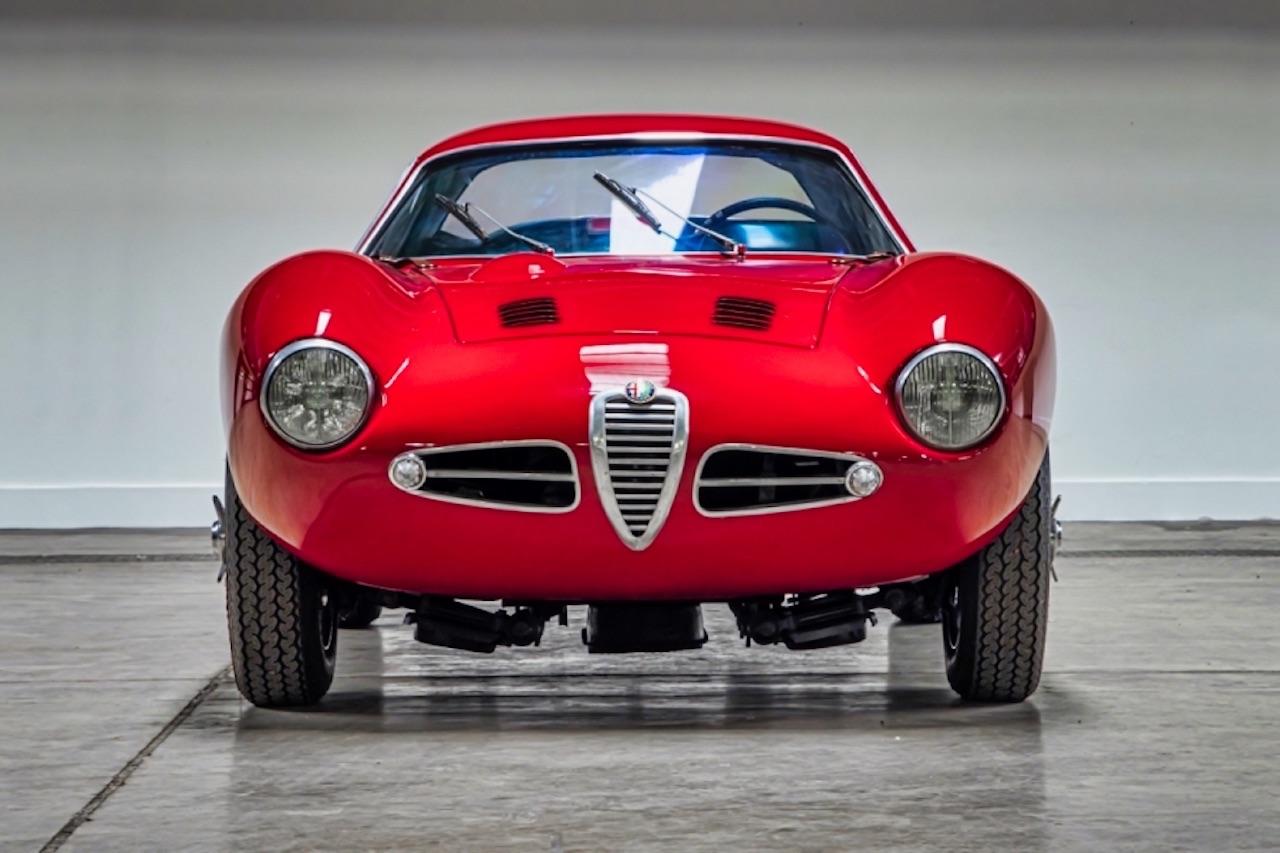 '53 Alfa Romeo 1900 Speciale - Vraie fausse ! 13