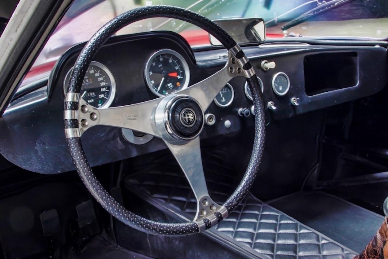 '53 Alfa Romeo 1900 Speciale - Vraie fausse ! 4