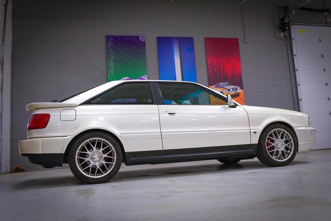 '90 Audi Coupé - S et RS Spirit ! 6