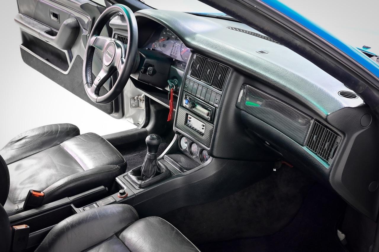 '90 Audi Coupé - S et RS Spirit ! 13