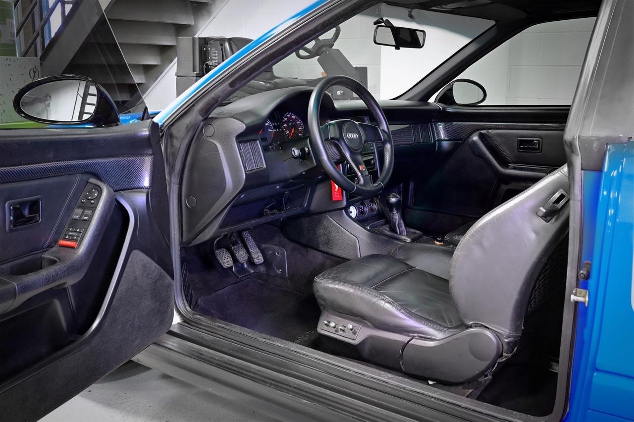 '90 Audi Coupé - S et RS Spirit ! 14