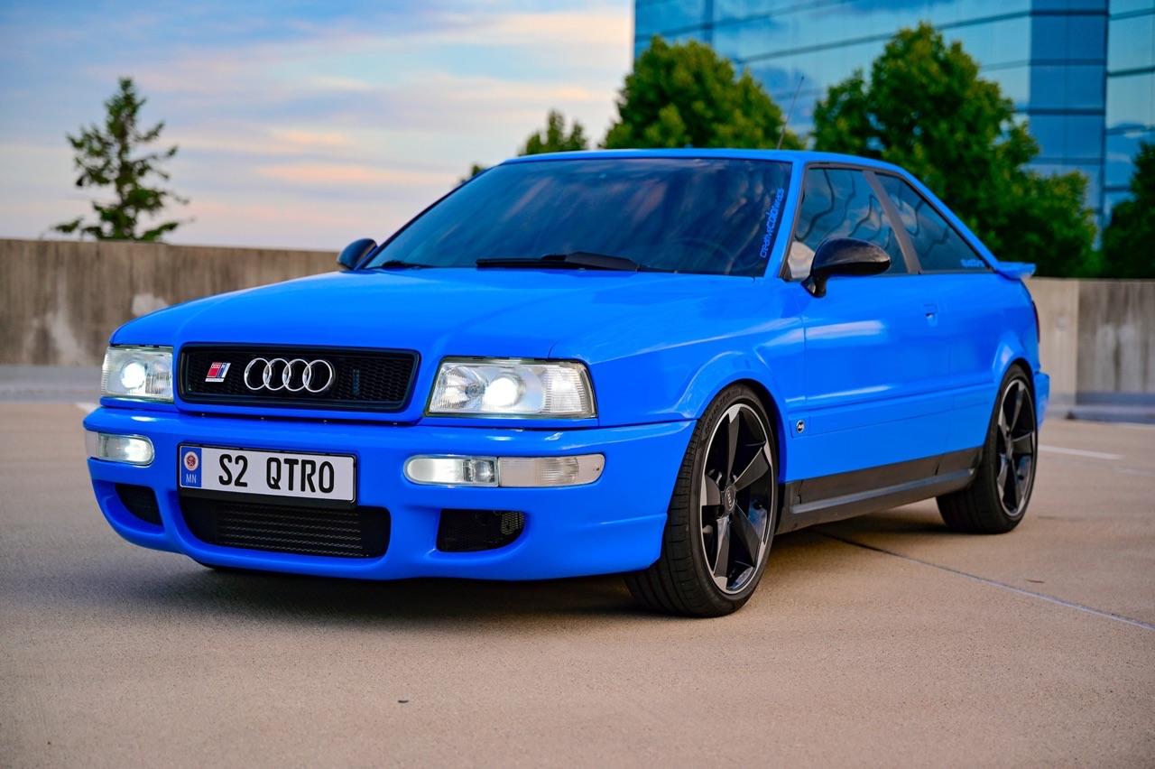 '90 Audi Coupé - S et RS Spirit ! 16