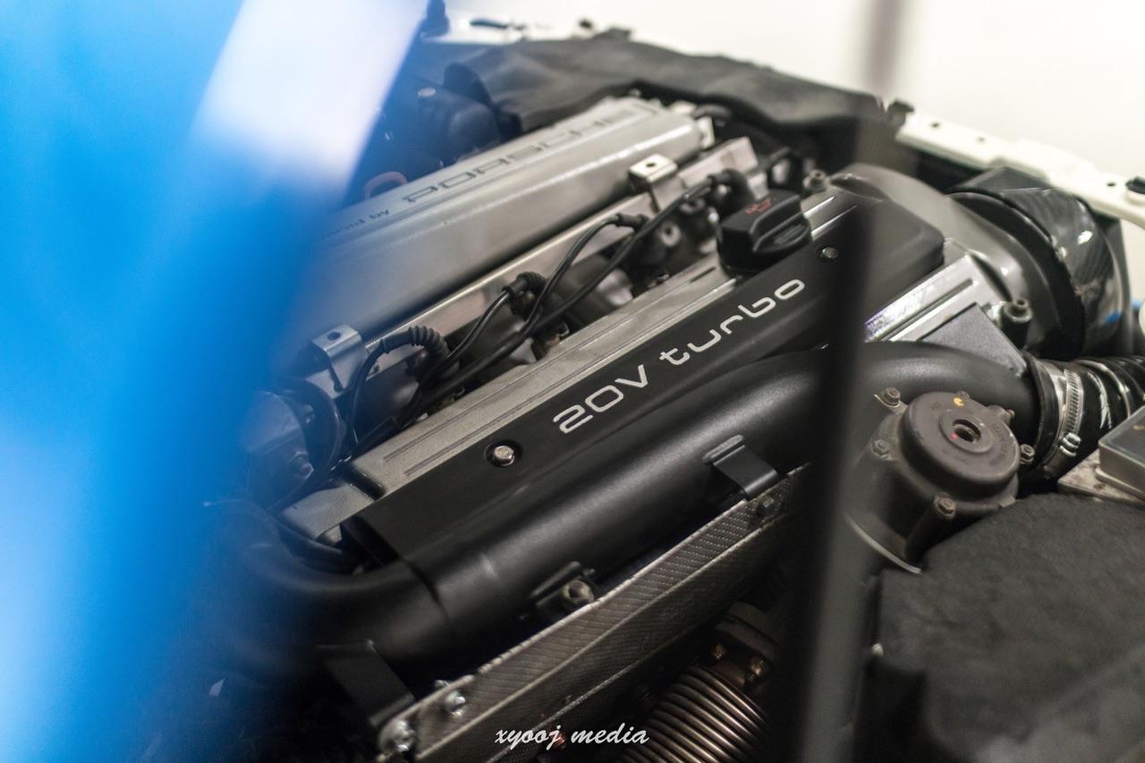 '90 Audi Coupé - S et RS Spirit ! 10