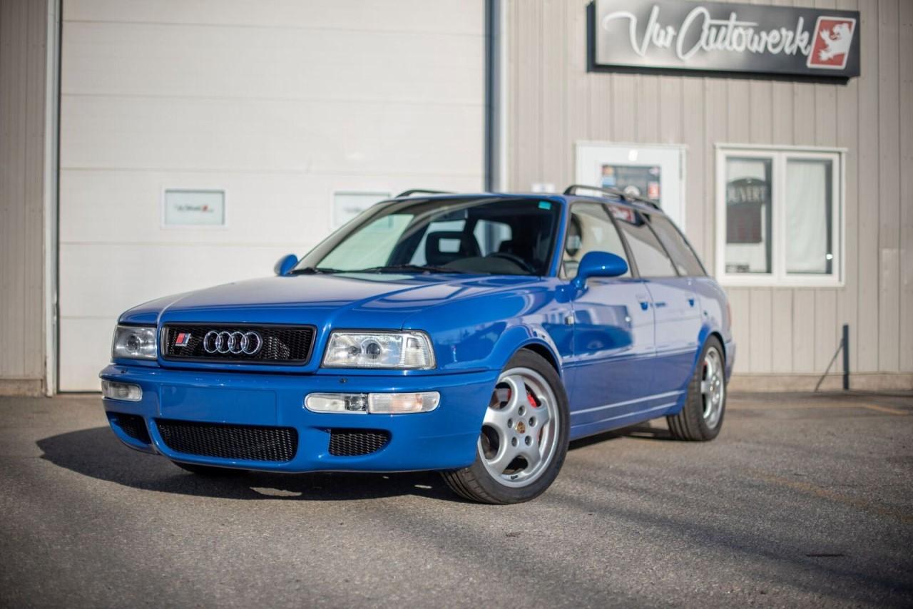 Audi RS2 Avant - Un turbo pour papa ! 1