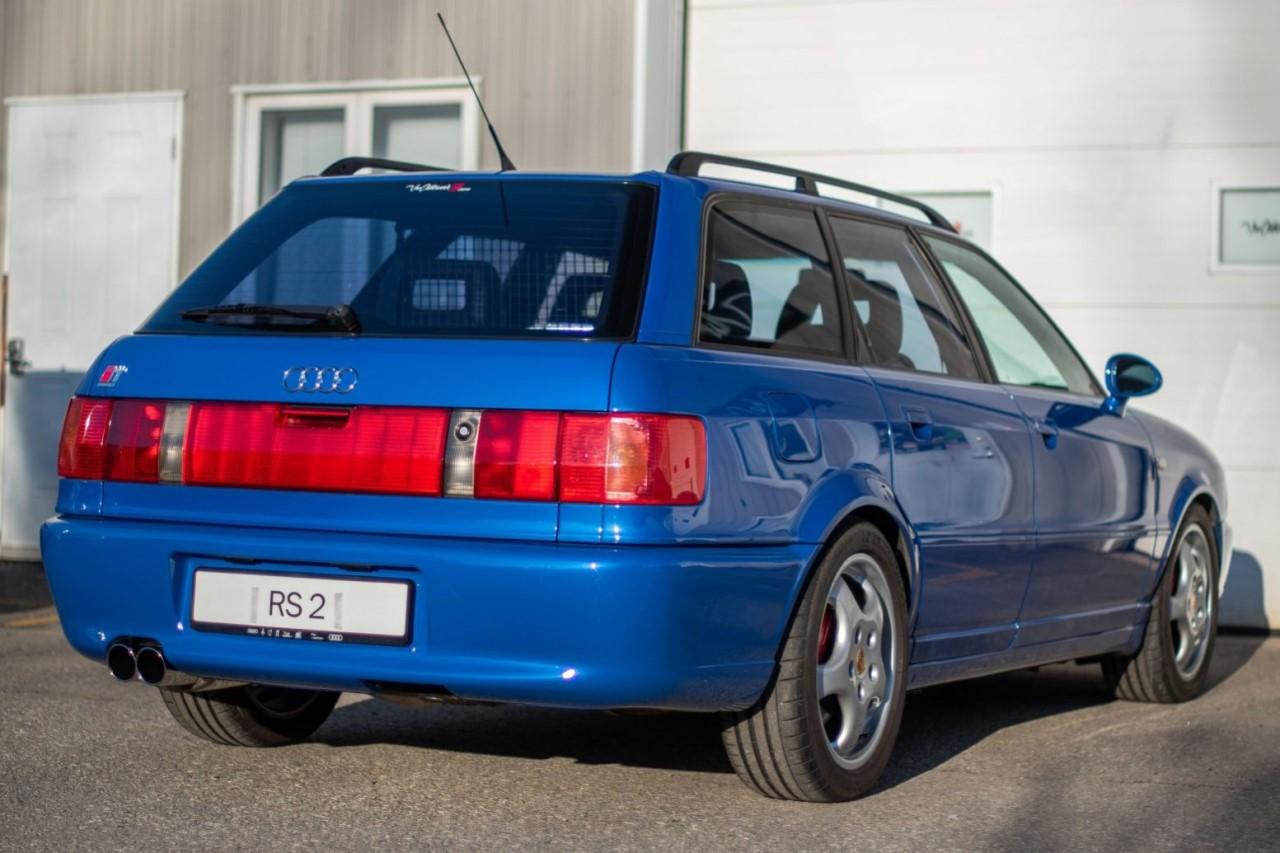 Audi RS2 Avant - Un turbo pour papa ! 3