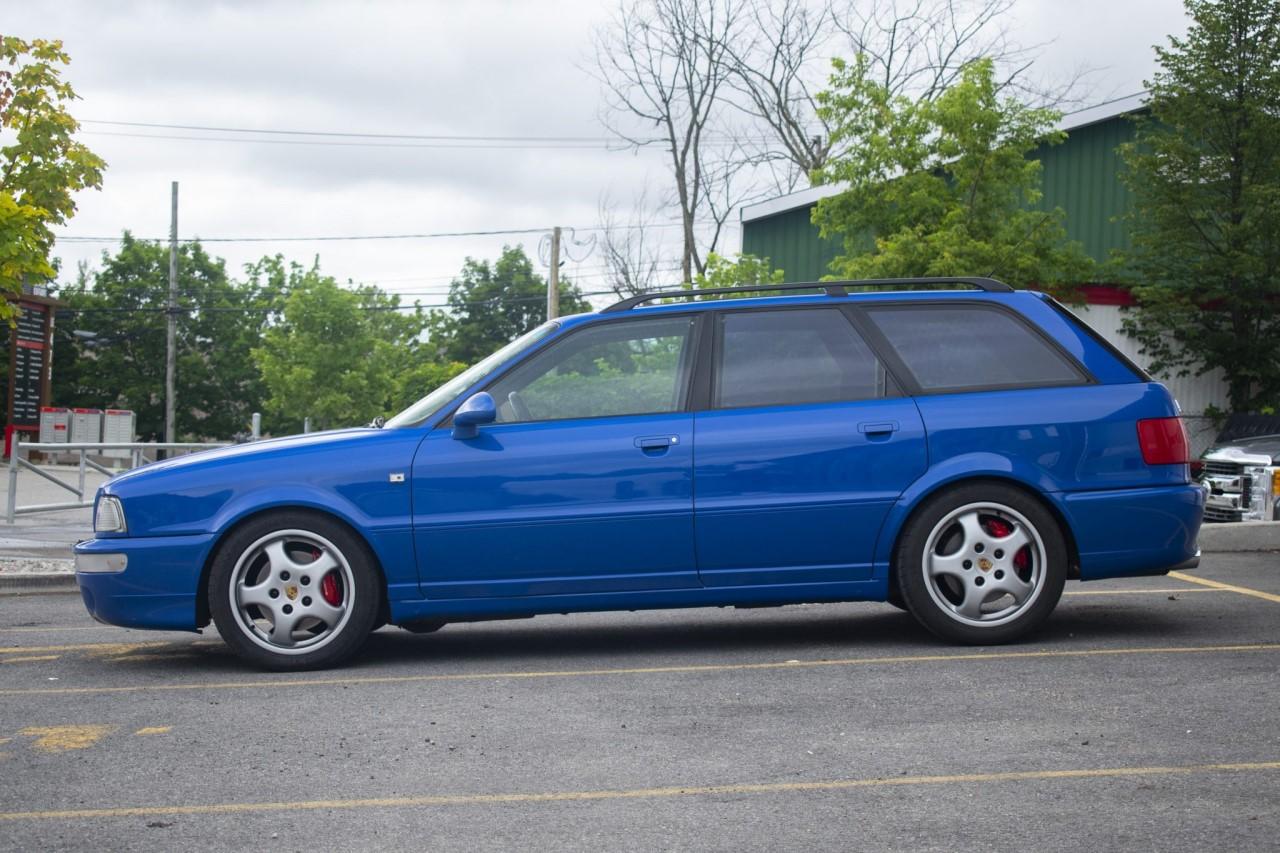 Audi RS2 Avant - Un turbo pour papa ! 6