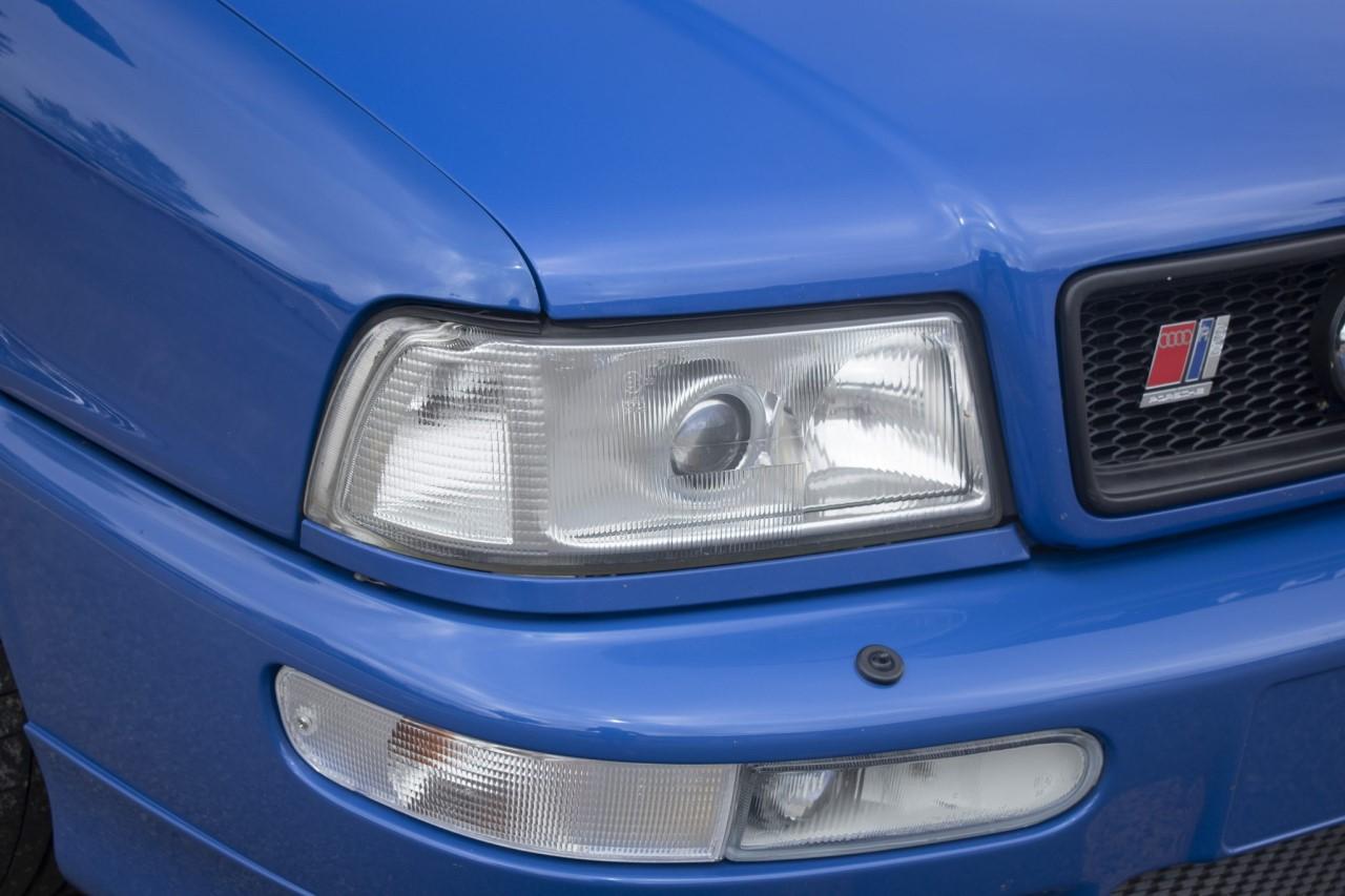 Audi RS2 Avant - Un turbo pour papa ! 9