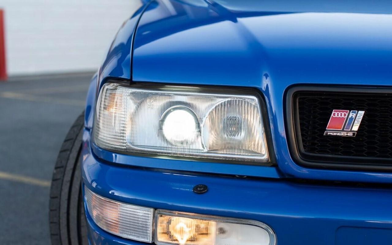 Audi RS2 Avant - Un turbo pour papa ! 2