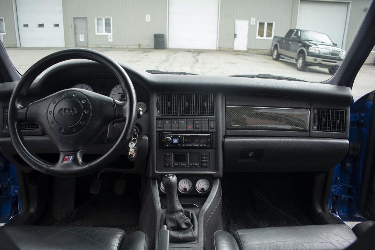 Audi RS2 Avant - Un turbo pour papa ! 5