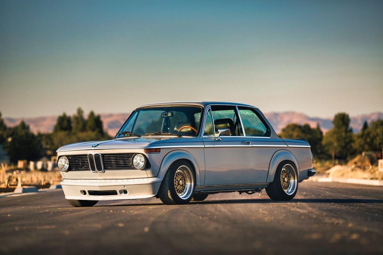 '75 BMW 2002 et R75/6 - Cafe racer sur 4 et 2 roues ! 23