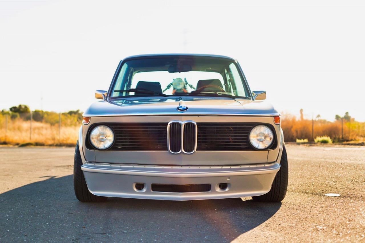 '75 BMW 2002 et R75/6 - Cafe racer sur 4 et 2 roues ! 10