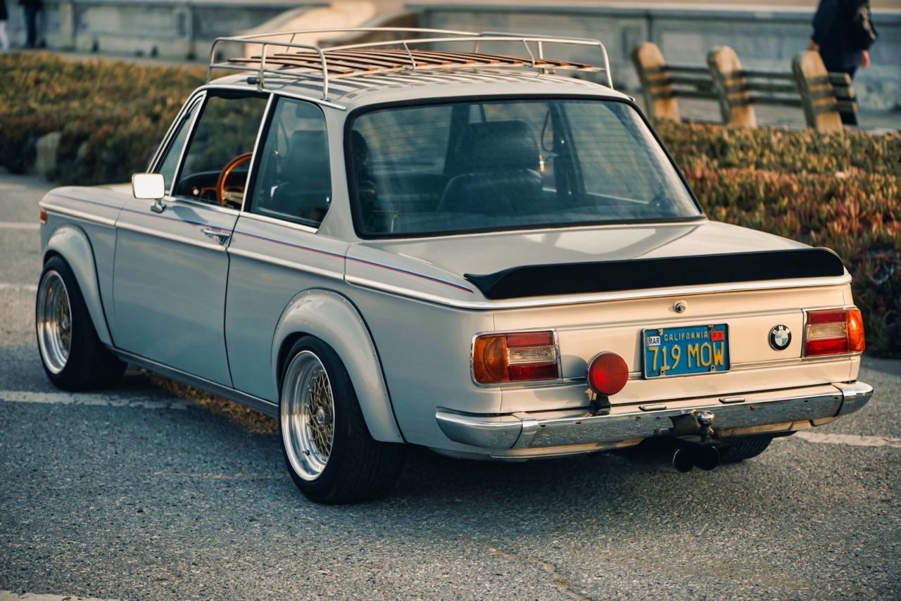 '75 BMW 2002 et R75/6 - Cafe racer sur 4 et 2 roues ! 2