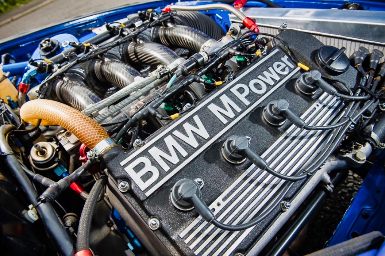 BMW M3 BTCC - Une partie de la légende ! 6