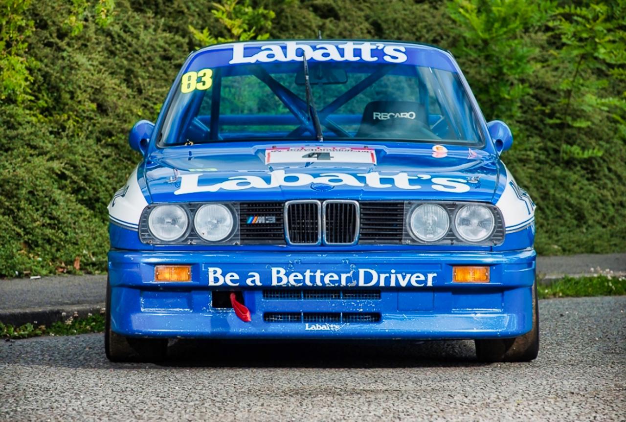 BMW M3 BTCC - Une partie de la légende ! 4