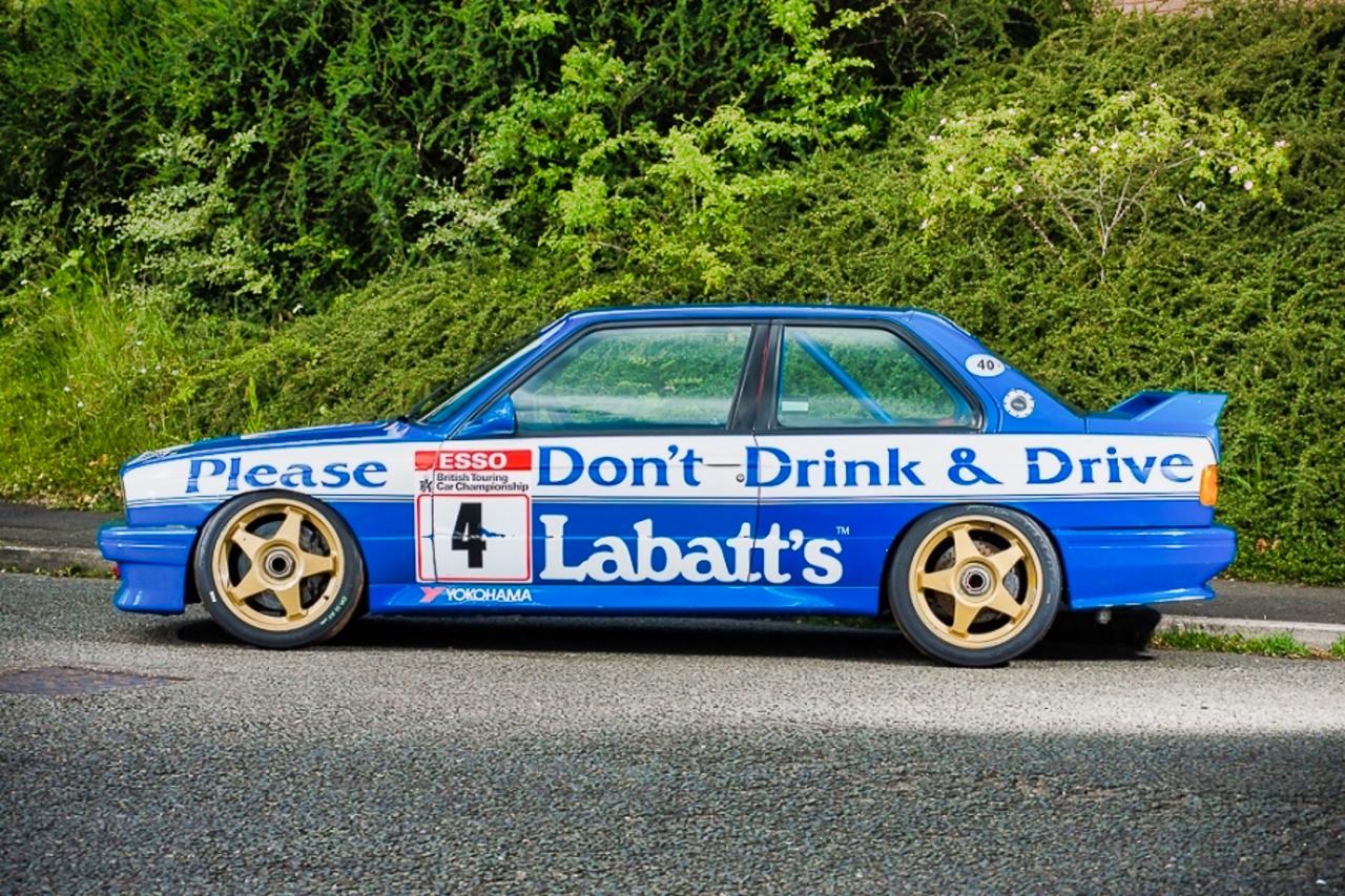 BMW M3 BTCC - Une partie de la légende ! 10