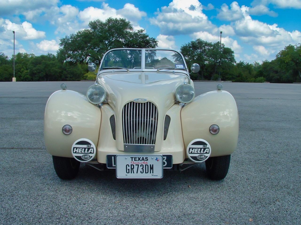 2CV Burton - La Deuche roadster ! 4